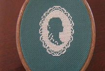 Cross stitch  / by Amy Cooper