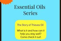 Essential Oils / by Joy Capps