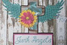Junk Angels / by Georganne Goza-Chambers