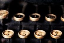 The Write Stuff...Typewriters / by Urban Heirlooms