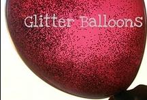 My favorite color- Glitter! / by Annie Allen