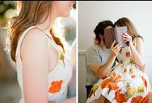 Posing Engagements / Photo Inspiration / by Sarena Crowe