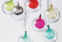holiday: Christmas - ornaments / by Mika Hillery