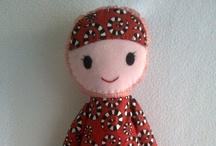 Doll & Plush tuto / by Tsabita BonekaPuppet