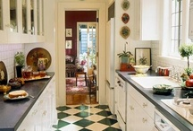Kitchen & Pantry / It's all about storage and preparation. / by suza wag