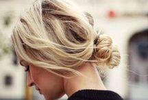 Hair... / by Morgan Steele