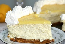 Cookbook - Pie, Cobbler, Tart & Crust / I love pie. / by suza wag