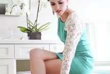 Lace Fashion / by Morgan Steele