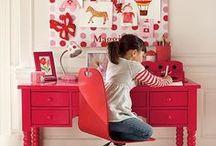 Kids Rooms / by bonnie frieden