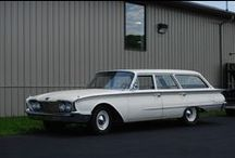 Station Wagons, Sedan Deliveries, Vans, and Such / by Spencer Sholly RT(R)(ARRT)