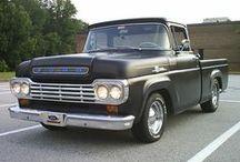 Pickups and Other Light Trucks / by Spencer Sholly RT(R)(ARRT)