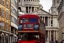 London / by Holly Zollinger Millward