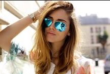 for your eyes only  / im currently obsesseing with sunglasses ;) / by Joyce Mostrales