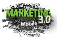 Marketing 3.0 / by Niina Karvinen