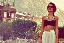Summer time!  / beach wear ♥  / by Joyce Mostrales