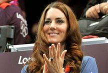 "Royals-Dutchess of Cambridge  / Catherine, Duchess of Cambridge  (Catherine Elizabeth ""Kate"";  Middleton) born 9 January 1982 / by Becky Davis"