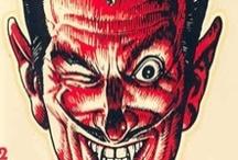Satan. / by Steve Bowden