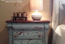 Furniture Refinishing / Chalk Paint / by Nancy V. Skewes-Cox
