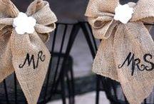 barn wedding decor / by Michelle Murray