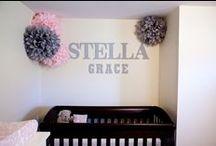 Stella's Nursery / by Kristin Schmucker