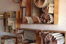 Book Crafts / by Linda