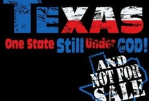 Don't Mess With Texas! / Born and mostly raised in Texas and I love it, although I don't tolerate the heat as well as I used to.  And I'm true blue to our Texas sports teams.. Love this state!! / by Kristi Beard