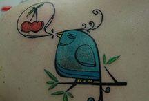 Tattoo / by Jennifer Goshinska-Hill