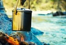 Camping / by Chantal Barlow