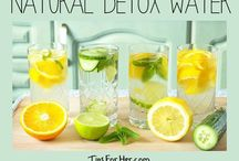 detox + health / trim your figure, strengthen your health / by Gabby