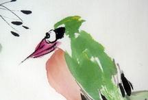 Birds & Bird Art  / by Liz Zimbelman