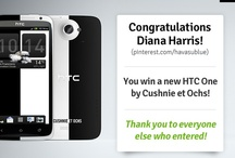 HTC One by Cushnie et Ochs Giveaway / Repin for a chance to win your very own HTC One by Cushnie et Ochs! Find out how at http://blog.htc.com/2012/09/repin-to-win/. One winner will be selected on Monday, 9/17/12. / by HTC Mobile
