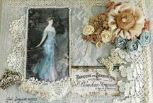 Shabby Chic / by Vickie Rucker