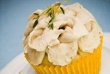 Lemon Cupcakes by Cupcake Project Pinterest Explorers / Easy, peasy, lemon squeezy!  This board is curated by the Cupcake Project Pinterest Explorers. Learn how to join here: http://www.cupcakeproject.com/join-the-pinterest-explorers. Our mission is to scout, pin, and share cupcake fun! / by Cupcake Project