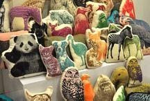 C. Crafty crafts and brilliant ideas / by Jennifer Chamberlain