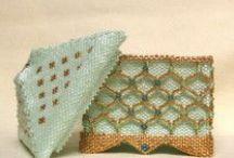 Beadwork Inspirations: patterns, tutorials, kits etc / by Ruth Davies