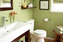 Home Decor - Bathrooms / by Erica Higashi