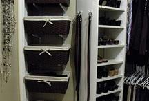 Home Decor - Closets / by Erica Higashi
