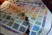 quilts - pieced / by The Crafter's Apprentice