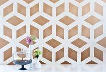 :: backdrop & ceiling inspiration ::  / by Jesi Haack Design