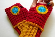 All Things Crochet and Knit / by Sara Tauer