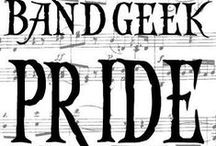 BAND GEEK IN ME / by Shannon Elmer