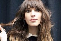 STYLE CRUSH: Alexa Chung / She is one of Britian's most loved fashion icons & cool as a cucumber. / by feelunique.com Beauty