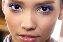 Purple Haze / Soft lilac to moody indigo, we love purple for its ability to add a unique edge to every A/W look.  / by feelunique.com Beauty