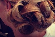 formal hair / by Diane Phillips