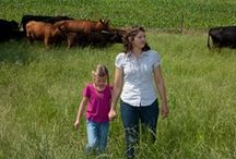 Illinois Farm Families  / Farmers care about how your food is raised. They feed their own families the same food they feed yours. Illinois Farm Families are opening their barn doors. Get your food questions answered and experience a farm behind the scenes.  watchusgrow.org / by Illinois Farm Bureau
