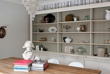 Home Office to Studio ~ Office, Studio, Craft Room / by The Decorated House ♛ Donna