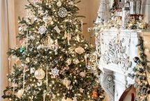 Christmas Trees / by The Decorated House ♛ Donna
