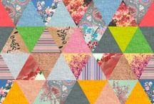 digital quilt + patch  (long term trend) / by patricia de miranda