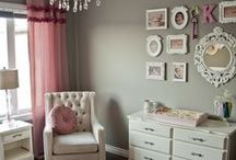 Baby and Kid Rooms / by Jodi Beckwith