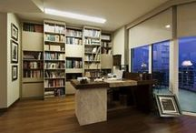 OFFICE / MEETING ROOMS / STUDY SPACE / by E L M Designs and Feng Shui Consultant